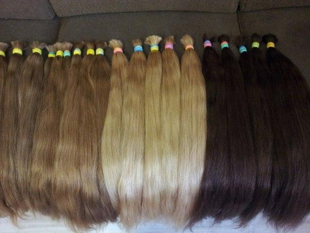 Волосы для наращивания категория a