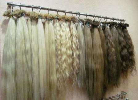 Славянские волосы для наращивания